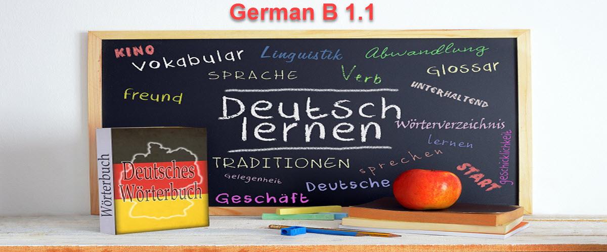 German b1.1