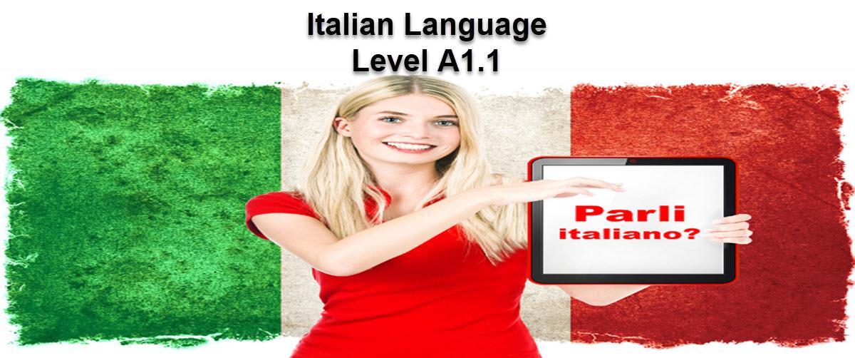 italian A1.1