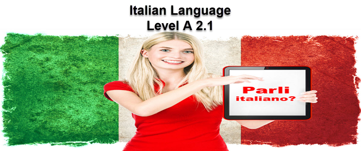 italian A2.1