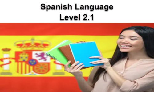 Spanish Language A 2.1