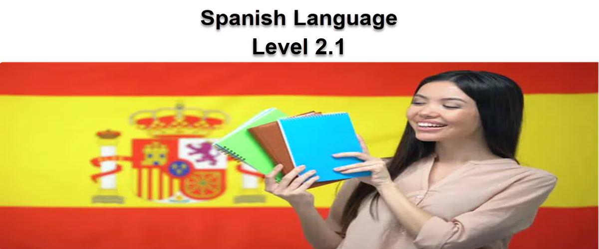 spanish 2.1
